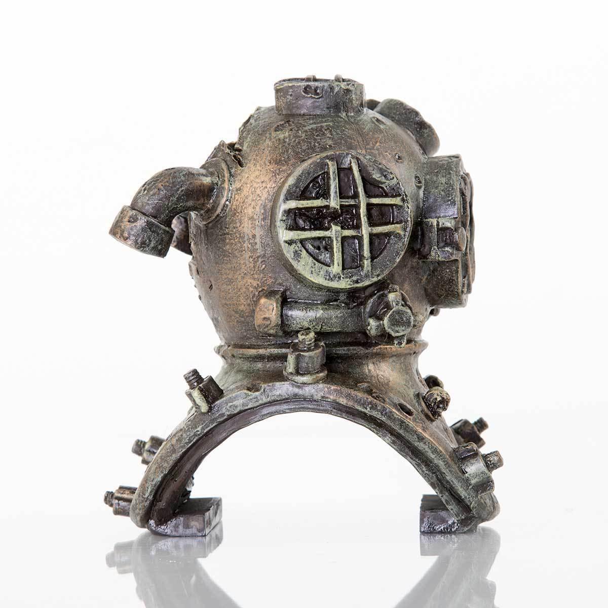 """Zune BioBubble Decorative Old Dive Helmet (6"""" x 5.5"""" x 6...."""