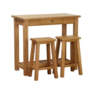 Vancouver Breakfast Table with Two (2) Stools