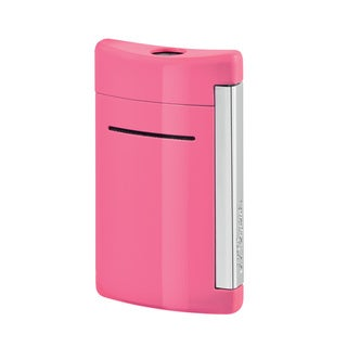 ST Dupont Minijet Pink Torch Flame Lighter