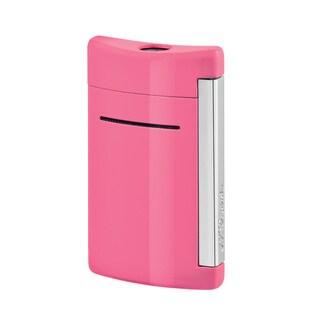 ST Dupont Minijet Pink Torch Flame Lighter