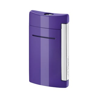 ST Dupont MiniJet Purple Torch Flame Lighter