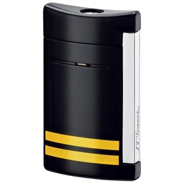 ST Dupont MiniJet All Black Torch Flame Lighter