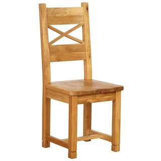 Vancouver Cross Back Dining Chair (Set of 2)