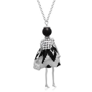 Shop Til You Drop Doll Necklace, 28 Inches
