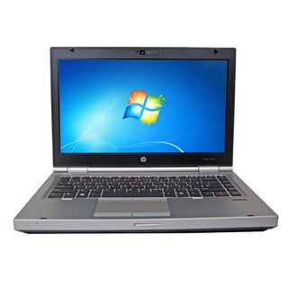 HP Elitebook 8470P 14-inch 2.6GHz Intel Core i5 6GB RAM 128GB SSD Windows 7 Laptop (Refurbished)