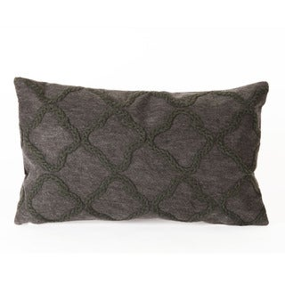 "Quartile Throw Pillow (12"" x 20"")"