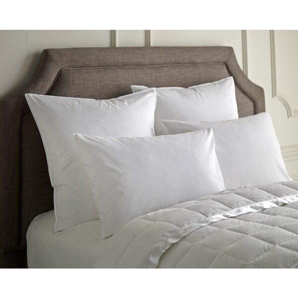 Cotton Down Blended Hybrid Pillow (Set of 2) - White
