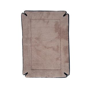 K&H Pet Products Memory Foam Gray Crate Pad