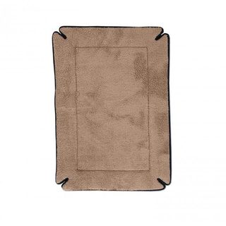 K&H Pet Products Memory Foam Mocha Crate Pad