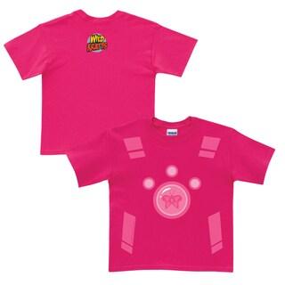 Wild Kratts Creature Power Suit Hot Pink T-Shirt