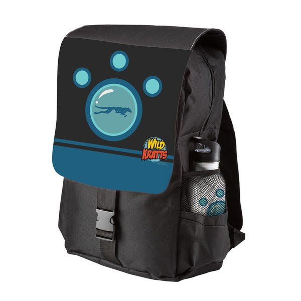 Shop Wild Kratts Blue Creature Power Backpack Free