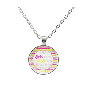 Be The Envy 'Little Girls' Necklace