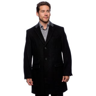 "West End Young Men's ""Winfield"" Black Winter Coat"