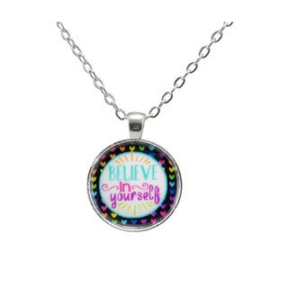 Be The Envy 'Believe in Yourself' Necklace