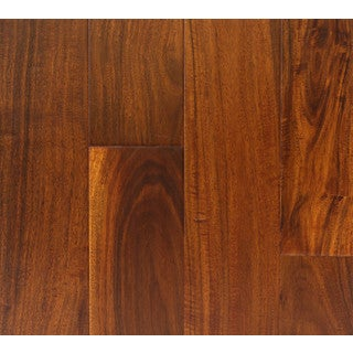 Somette 31 sq ft. Bremond Acacia Series Rustic Engineered Hardwood Flooring