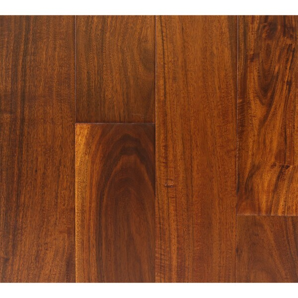 Somette 31 sq ft bremond acacia series rustic engineered for Hardwood floors 600 sq ft