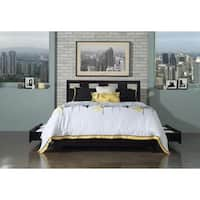 Oliver & James Thornton Espresso Platform Storage Bed