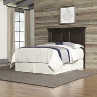 Prairie Home Headboard by Home Styles