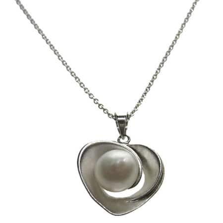 Kabella Sterling Silver Freshwater Pearl
