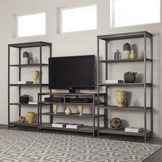 Barnside Metro 3PC Entertainment Center by Home Styles