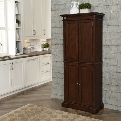 Gracewood Hollow Ruddick Cherry Kitchen Pantry