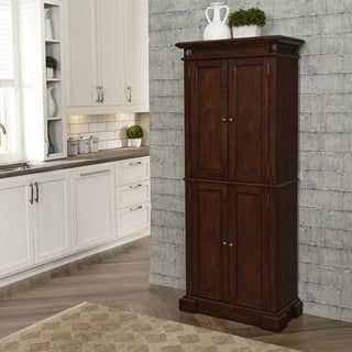 Home Styles Americana Cherry Kitchen Pantry