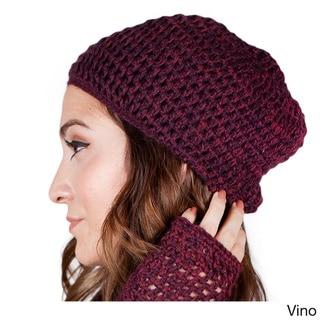 Loose Knit Hat (Peru)