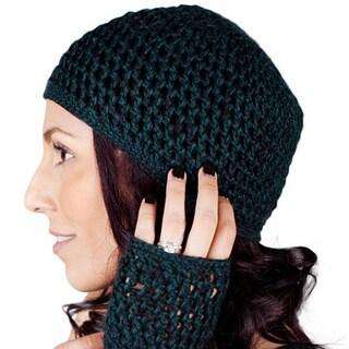 Handmade Loose Knit Hat (Peru)