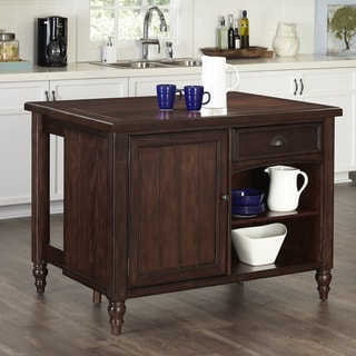 Home Styles Country Comfort Kitchen Island