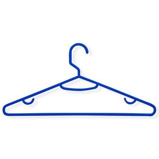 Honey-Can-Do Blue Plastic Hangers (60-pack)
