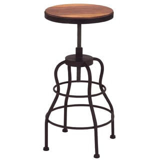Vintage Sevilla Adjustable Metal Barstool