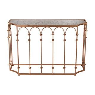 Sterling Copper Arch Console