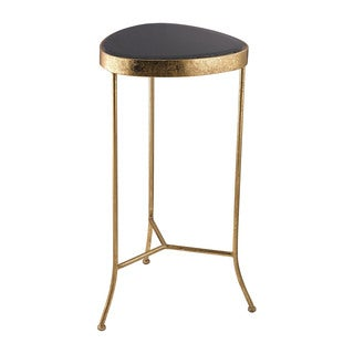 Sterling Black Onyx Cocktail Table