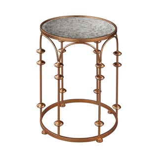Sterling Copper Arch Accent Table