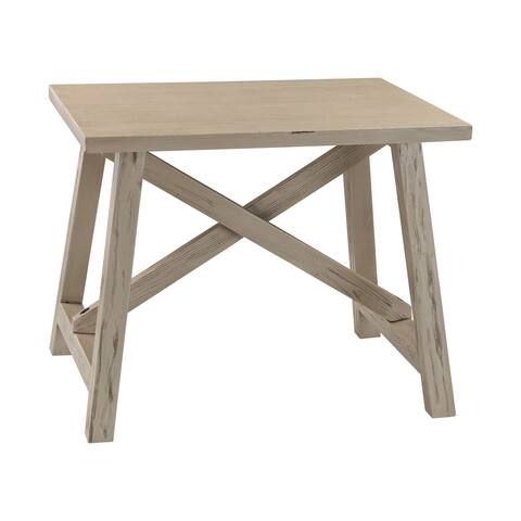 Sterling Driftwood Accent Table