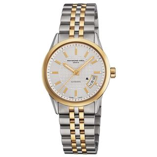 Raymond Weil Men's 2770-STP-65001 'Freelancer' Automatic Two-Tone Stainless Steel Watch