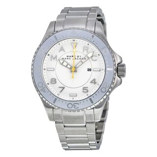 Marc Jacobs Women's MBM3407 'Dizz Sport' Stainless Steel Watch