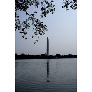 Wall Decor Prints 'Washington Monument' Print Wall Art