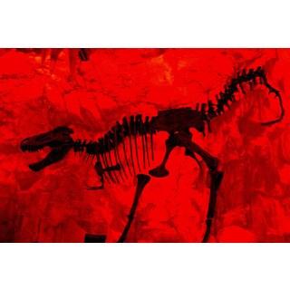T-Rex Print Wall Art