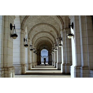 Wall Decor Prints 'DC union station' Print Wall Art