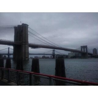 Brooklyn Bridge Print Wall Art