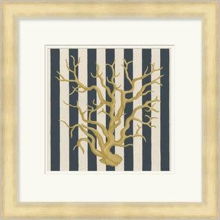 "Coastal Carole Square Framed Print 21"" x 21"""