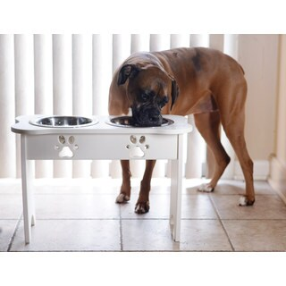 Indipets Eco-friendly Raised Pet Feeders (5 options available)
