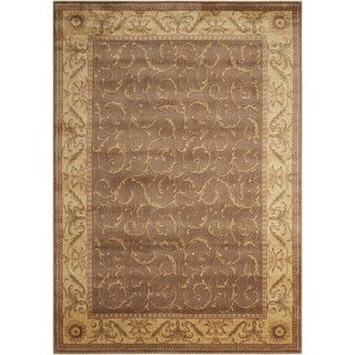 Rug Squared Fenwick Traditional Rug (7'9 x 10'10)