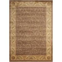 Rug Squared Fenwick Traditional Rug (7'9 x 10'10) - 7'9 x 10'10