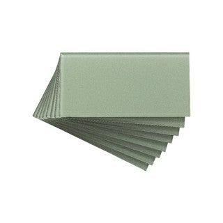 Aspect 3x6-inch Fresh Sage Glass 15-Square Foot Kit