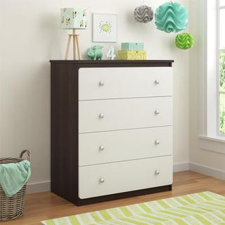 Altra Willow Lake 4-Drawer Dresser by Cosco