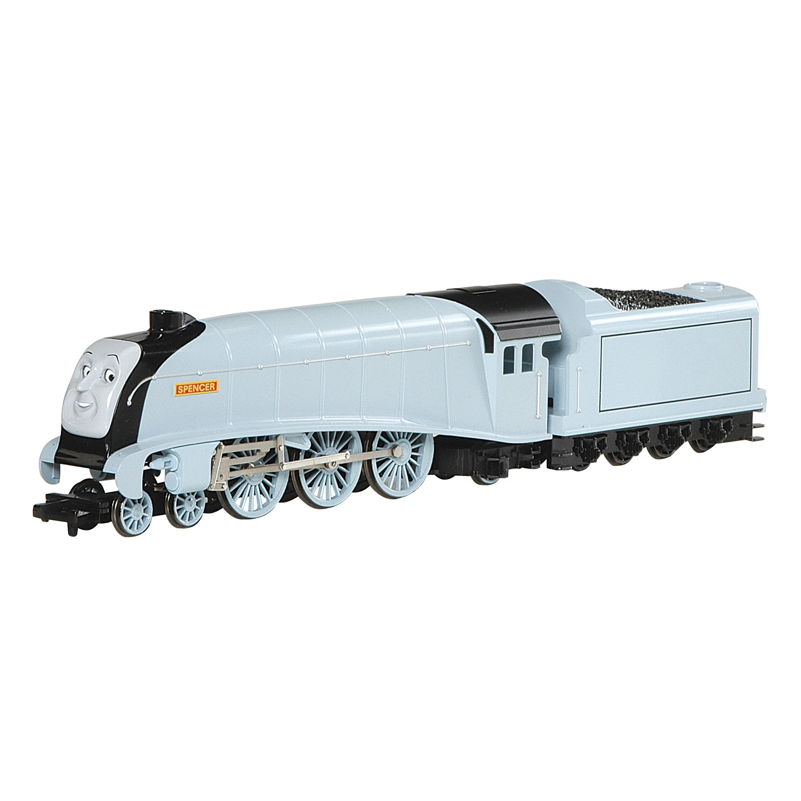 Bachmann Trains Thomas and Friends Spencer Locomotive wit...