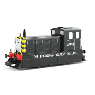 Bachmann Trains Thomas and Friends Mavis Locomotive with Moving Eyes- HO Scale Train
