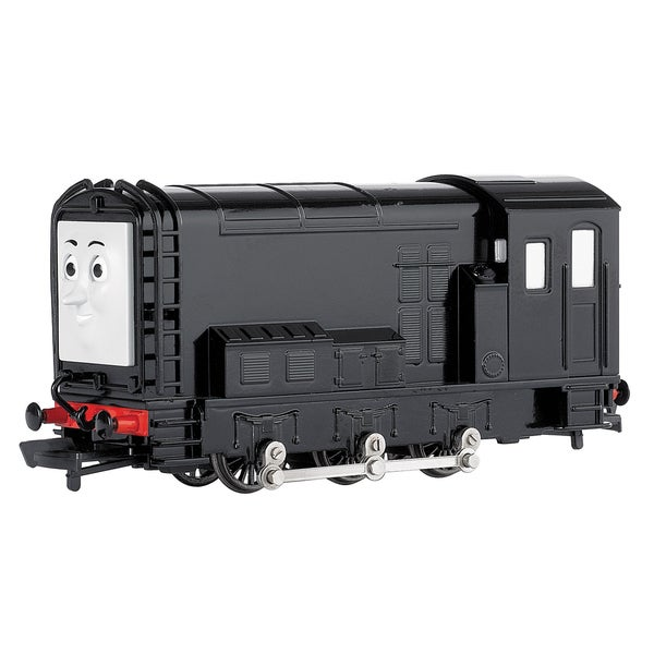 Bachmann Trains Thomas and Friends Diesel Locomotive with Moving Eyes- HO Scale Train